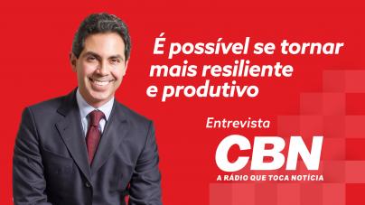 Resiliência e Produtividade - CBN