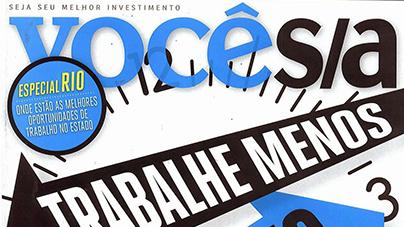 Revista Você S/A Ed. 190