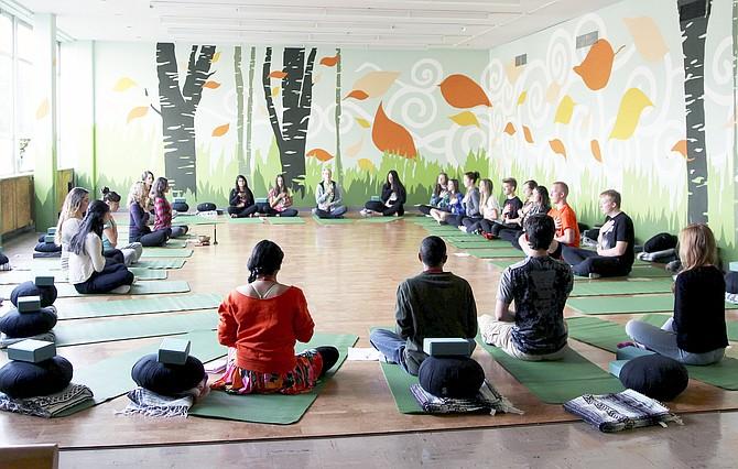 Mindfulness para estudantes - prática