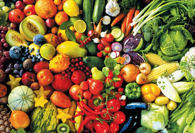 alimentos naturais