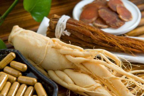 Os 8 benefícios do Ginseng