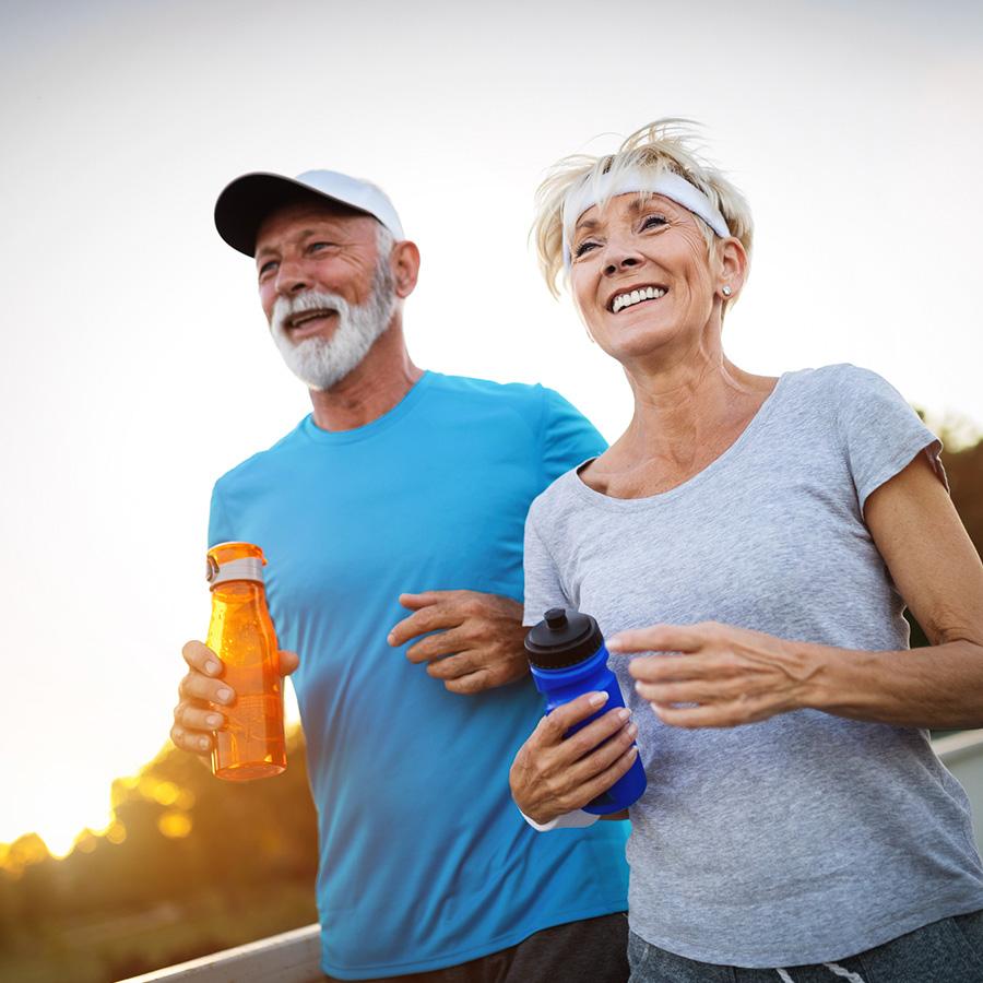 Longevidade e Saúde Integral